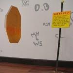 Boab Inscriptions, 2010, Install view, Fremantle Art Centre