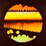 Charlie Brown, 2011, Acrylic on canvas, 102 x 102cm