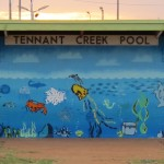 Tennant Creek Pool mural