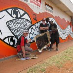 Tennant Creek Emporium mural