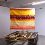 Pacific Riff, 2011, Install view, Lindberg Galleries, Melbourne