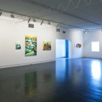 Top End Scrawl, Hugo Michell Gallery, Install shot