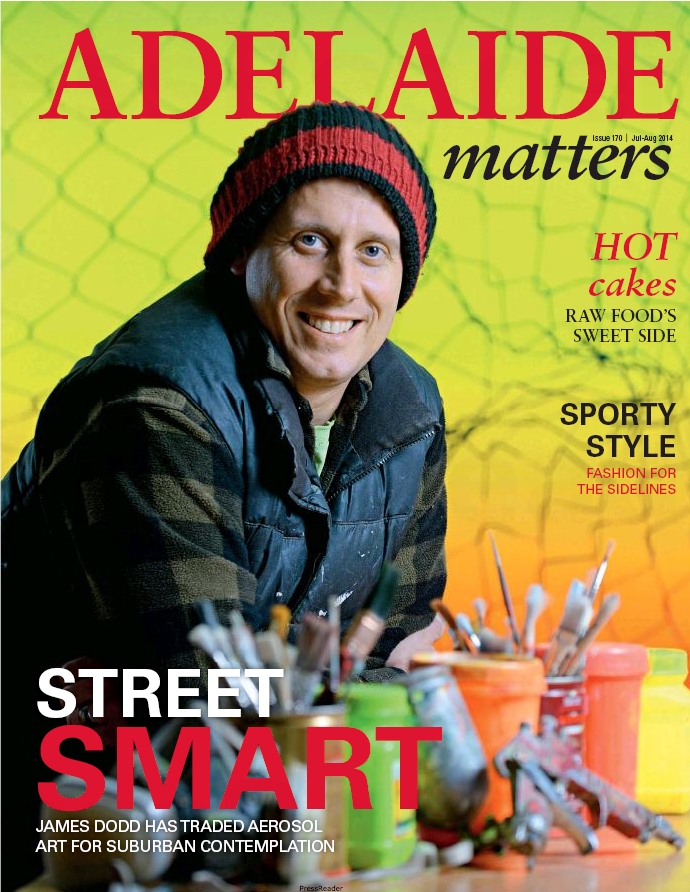 Dodd Adelaide Matters cover