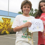 Pom Pom Cheetah with drawing 1 lo res
