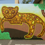 Pom Pom Leopard square lo res