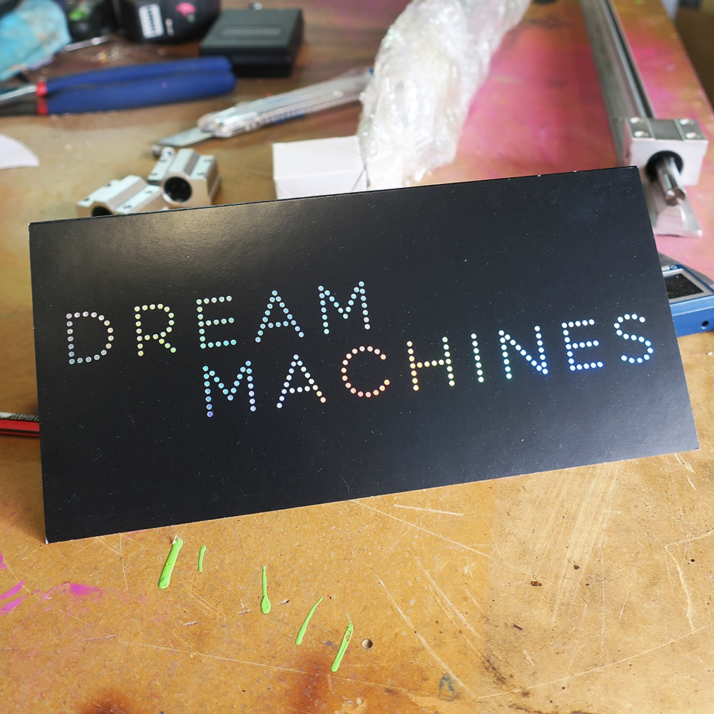Dream Machines James Dodd